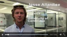 Jesse Allardice Parliamentray Disruptice Innovation - Video and Media
