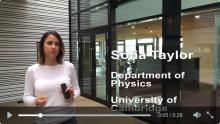 Sophia Taylor Parliamentray Disruptice Innovation - Video and Media