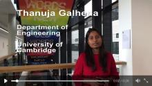 Thanuja Galhena Parliamentray Disruptice Innovation - Video and Media