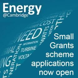 Energy Transitions Small Grants Scheme