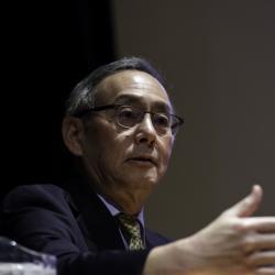 Energy@Cambridge hosts Professor Steven Chu