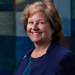 Professor Ann Dowling President of the Royal Academy of Engineering