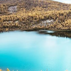 European lakes potential hotspots of microplastic pollution
