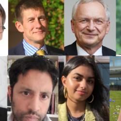 University of Cambridge members recognised in the Queen's Honours List 2021