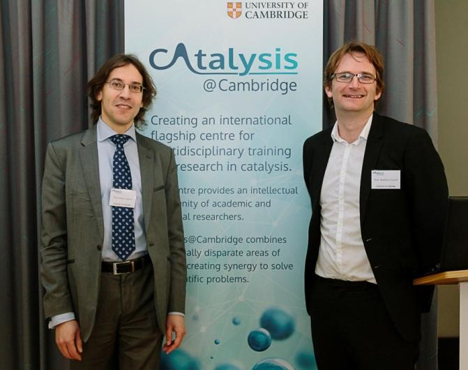 Catalysis@Cambridge Showcase and Networking Event