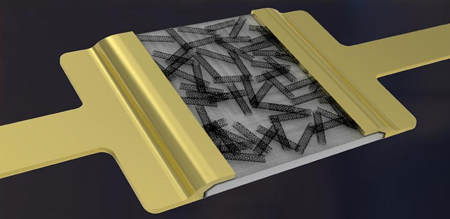 Easy-to-make, ultra-low-power electronics could charge out of thin air