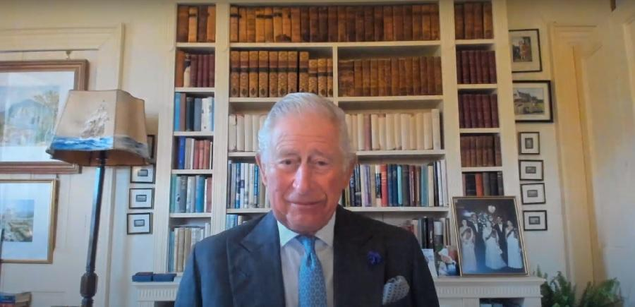 Whittle Lab research key for accelerating the development of zero-carbon flight, says Prince of Wales